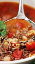 chorizo sausage soup